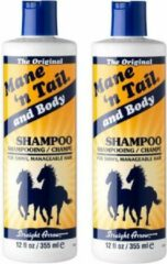 Mane 'n tail Original - 355 ml - Shampoo 2 stuks