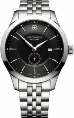 Victorinox Aliance large 44, black dial, bracelet