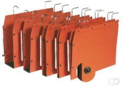Hangmap Elba TUB A4 U-bodem 50mm oranje