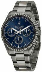 Maserati - Heren Horloge R8853100019 - Zwart