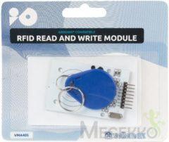 Module voor het lezen en schrijven van RFID Velleman VMA405 Geschikt voor (Arduino boards): Arduino, Arduino UNO, Fayaduino, Freeduino, Seeeduino, Seeeduino