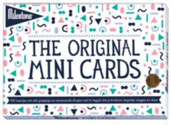 Milestone Mini Cards - Nederlandstalige versie