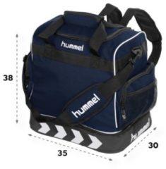 Marineblauwe Hummel Pro Supreme Multifunctionele Rugzak Met Bodemvak - Marine | Maat: UNI