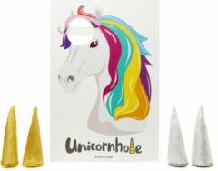 Witte Kikkerland Unicorn klassieke spel - Voor alle leeftijden - Solo en duo