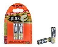 Ansmann Energy Ansmann maxE - Batterie 2 x AA-Typ NiMH (wiederaufladbar) 2100 mAh 5030992