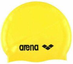 Arena Classic Silicone Geel - Zwart