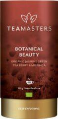 Teamasters Botanical Beauty 1 x 60g - Biologische Losse Thee - jasmijn thee - groene thee - Moringa thee