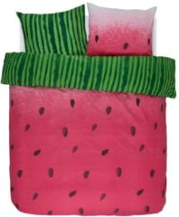 Renforce Bettwäsche 'Watermelon' 2tlg. Covers & Co Rosé