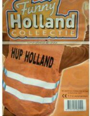 Massamarkt Veiligheidsvest met HUP HOLLAND
