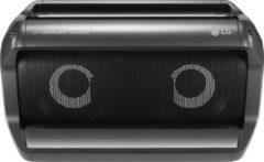 Zwarte LG PK5 2.0 losse luidspreker (bluetooth, spraakbesturing, 20 W)
