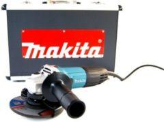 Makita Winkelschleifer im Koffer+Zubehör GA5030 RSP1 125 mm GA5030RSP1
