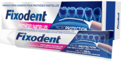 Fixodent Microseal Kleefpasta voor Gedeeltelijke Gebitsprotheses - 40 gram