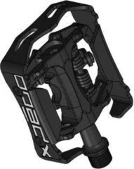"""XPEDO XCF-13AC black/black Pedal Milo, Clipless , 9/16"""", schwarz/schwarz (1 Paar)"""
