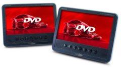 Caliber Audio Technology MPD278T Hoofdsteun-DVD-speler met 2 monitoren Beelddiagonaal=17.78 cm (7 inch)
