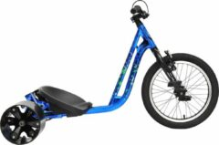 Blauwe Triad Counter Measure 3 Drift Trike - Electro Blue