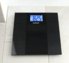 Korona ELLA Digitale personenweegschaal Weegbereik (max.): 200 kg Zwart