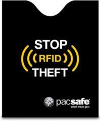 Pacsafe RFIDsleeve 50-(Passport)-RFID blocking passport protector-Zwart (Black)