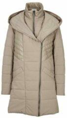 Bruine RICK CARDONA by heine Gewatteerde jas