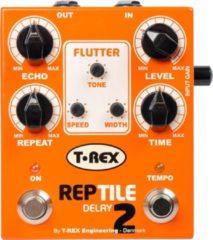 T-Rex Reptile 2 delay/echo/looper pedaal