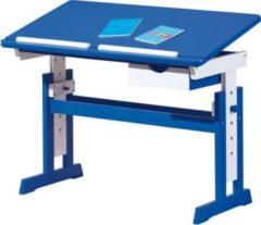 Ilsas Link&acutes ABC Schreibtisch Paco blau/weiss