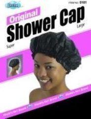 Zwarte Dream World Dream Shower Cap
