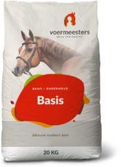 Voermeesters Basis - Paardenvoer - 20 kg