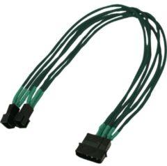 Nanoxia Netzteil für Lüfter - 3 PIN Internal Power (M) NX42A30NG