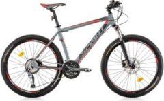 26 Zoll Herren MTB Fahrrad Sprint Apolon Pro... grau, 52cm