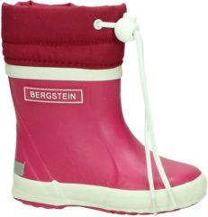 Roze Bergstein pink kleurige, gevoerde winter regenlaarzen