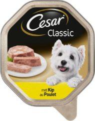 Cesar Alu Classic 150 g - Hondenvoer - Kip - Hondenvoer