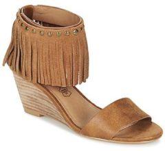 Bruine Sandalen LPB Shoes NADIA