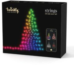 Twinkly kerstverlichting - 25 meter - 225 multicolor LED-lampjes - met mobiele app