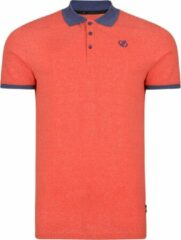 Dare 2b Dare2B - Deference Polo - Heren - Rood - Maat S