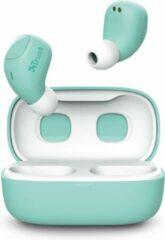 Trust Nika Compact – Volledig Draadloze Oordopjes – Bluetooth - TWS – Mint
