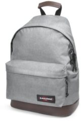 Grijze Eastpak Wyoming Rugzak 24 liter - Sunday Grey