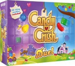 Just Games gezelschapsspel Candy Crush Duel junior paars/blauw