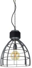 Zwarte Urban Interiors - Spark Small - Hanglamp - Ø28 - Metaal - Vintage black - industrieel