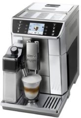 DeLonghi De'Longhi PrimaDonna Elite ECAM650.55.MS - Volautomatische Espressomachine - ZIlver/Zwart