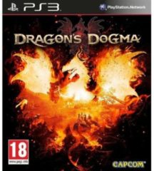 Capcom Dragons Dogma Game PS3