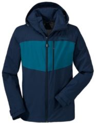 Funktionsjacke Vancouver ZipIn 21760-9990 Schöffel Dress Blues