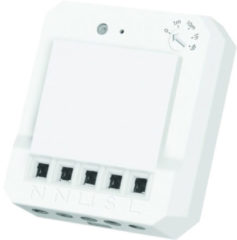 Witte Trust KlikAanKlikUit Inbouwschakelaar - ACM-2300-HC