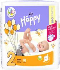 Happy luiers Mini maat 2 ( 2 x 78 stuks )