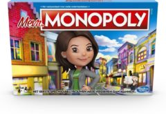 Hasbro Gaming Monopoly Ms Monopoly bordspel