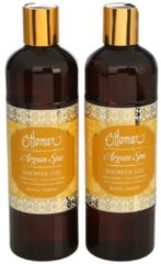 Ottoman ROYAL AMBER Shower Gel 2x 400ml