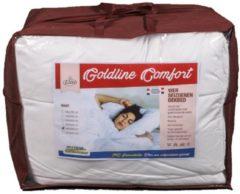 Witte Matrasconcurrent 4-seizoenen Dekbed - Goldline Comfort - 240 x 200