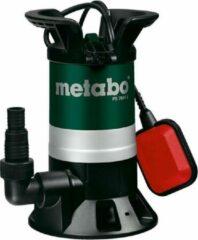 Metabo PS 7500 S 0250750000 Dompelpomp voor vervuild water 7500 l/h 5 m