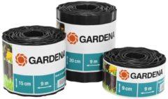 Gardena Beeteinfassung, braun, Rolle 20 cm hoch, 9 m lang | 534-20