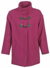 Roze Mantels Benetton DILO