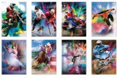 Blasetti Quaderno Maxi Sport Seconda e Terza Elementare 10 pezzi