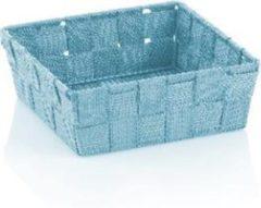 Mand Alvaro - Vierkant - Blauw - Kela
